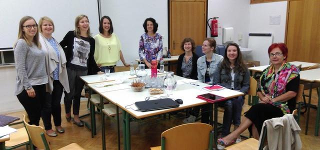 Zadnji sestanek usmerjevalnega odbora